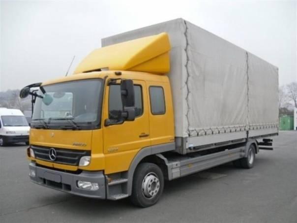 Atego 1224 valník lůžko EURO 4, foto 1 Užitkové a nákladní vozy, Nad 7,5 t | spěcháto.cz - bazar, inzerce zdarma