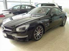 Mercedes-Benz Třída SL 5,5   63 AMG