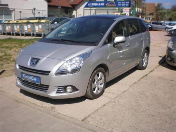 Peugeot 5008 1.6HDI-PARK.S.*NAVI**PANORAMA*, foto 1 Auto – moto , Automobily | spěcháto.cz - bazar, inzerce zdarma