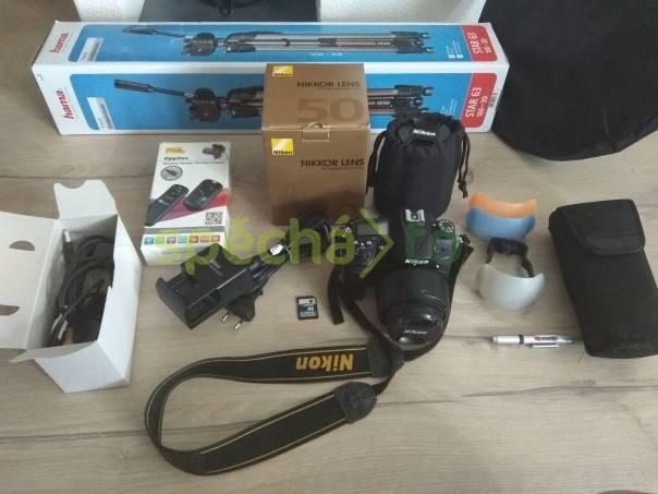 Nikon D7000 +objektivy +příslušenství , foto 1 Fotoaparáty a kamery, Fotoaparáty, zrcadlovky | spěcháto.cz - bazar, inzerce zdarma