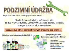 Výrobky OKG odběr v Brně nebo doprava zdarma , Móda a zdraví, Doplňky stravy  | spěcháto.cz - bazar, inzerce zdarma