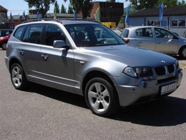 BMW X3 3,0D NAVI,Xenon,PANORAMA,Top, foto 1 Auto – moto , Automobily | spěcháto.cz - bazar, inzerce zdarma