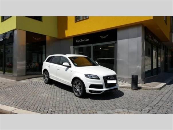 Audi Q7 3,0TDi S-Line facelift, foto 1 Auto – moto , Automobily | spěcháto.cz - bazar, inzerce zdarma