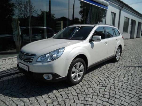 Subaru OUTBACK 2,5i Active AUTOMAT CVT, foto 1 Auto – moto , Automobily | spěcháto.cz - bazar, inzerce zdarma