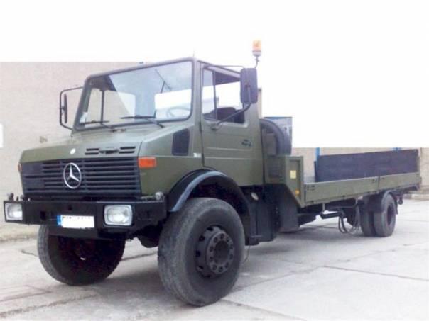 Mercedes-Benz, foto 1 Užitkové a nákladní vozy, Nad 7,5 t | spěcháto.cz - bazar, inzerce zdarma
