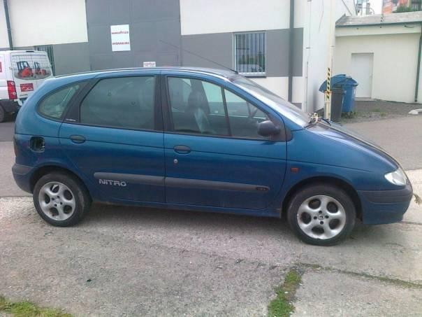 Renault Scénic 1.6 - 66 kW na  N.D., foto 1 Náhradní díly a příslušenství, Ostatní | spěcháto.cz - bazar, inzerce zdarma
