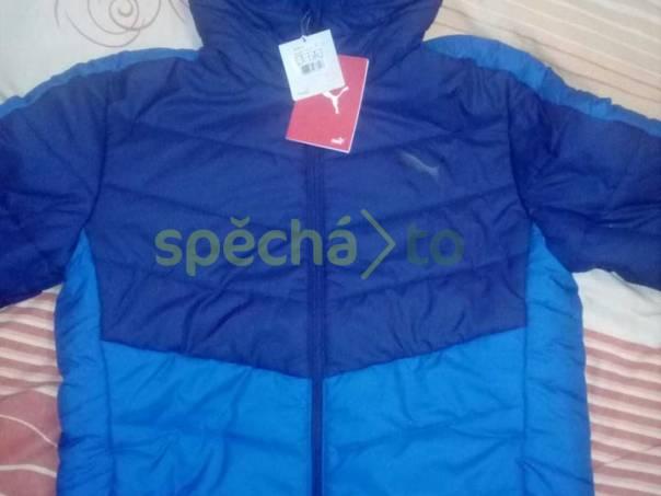 Zimní bunda PUMA, foto 1 Pánské oděvy, Bundy, saka, kabáty | spěcháto.cz - bazar, inzerce zdarma