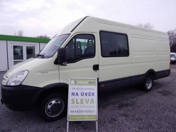Iveco Daily 35C15 MAXI 6 MÍST KLIMA TAŽNÉ, foto 1 Užitkové a nákladní vozy, Do 7,5 t | spěcháto.cz - bazar, inzerce zdarma