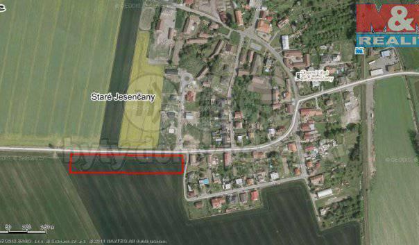 Prodej pozemku, Staré Jesenčany, foto 1 Reality, Pozemky | spěcháto.cz - bazar, inzerce