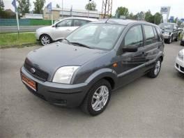 Ford Fusion 1.4i 59kW KLIMA,ALU KOLA , Auto – moto , Automobily  | spěcháto.cz - bazar, inzerce zdarma