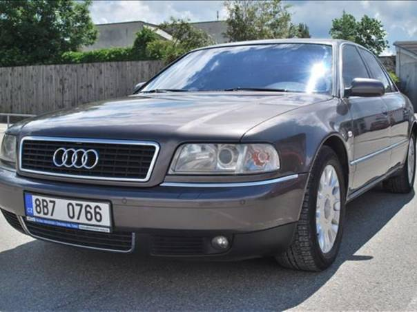 Audi A8 2,5   TDI TIPTRONIC, foto 1 Auto – moto , Automobily | spěcháto.cz - bazar, inzerce zdarma