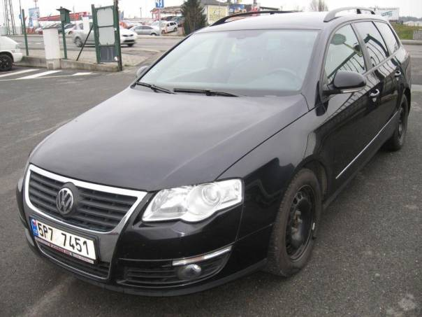 Volkswagen Passat 2.0 TDi, 125 kW, foto 1 Auto – moto , Automobily | spěcháto.cz - bazar, inzerce zdarma