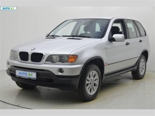 BMW X5 3.0i V6 4x4 170kW, foto 1 Auto – moto , Automobily | spěcháto.cz - bazar, inzerce zdarma
