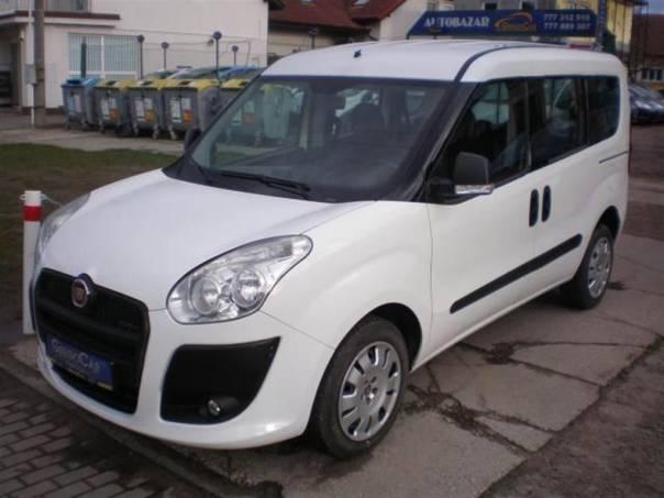 Fiat Dobló 1,6JTD-77KW*KLIMATIZACE**5MÍST, foto 1 Auto – moto , Automobily | spěcháto.cz - bazar, inzerce zdarma
