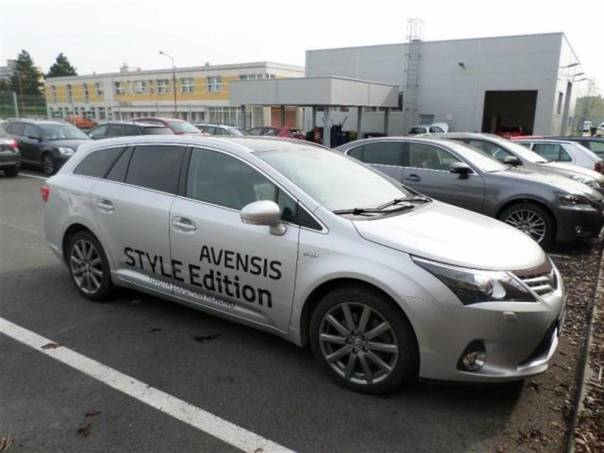Toyota Avensis Premium Safety (KLADNO), foto 1 Auto – moto , Automobily | spěcháto.cz - bazar, inzerce zdarma