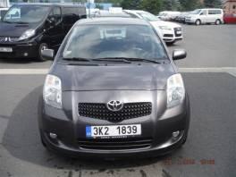 Toyota Yaris 1.3 VVT-i  Automat , Auto – moto , Automobily  | spěcháto.cz - bazar, inzerce zdarma