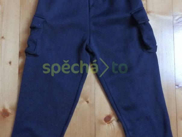 Nové zateplené dětské tepláky/kalhoty, foto 1 Pro děti, Dětské oblečení  | spěcháto.cz - bazar, inzerce zdarma