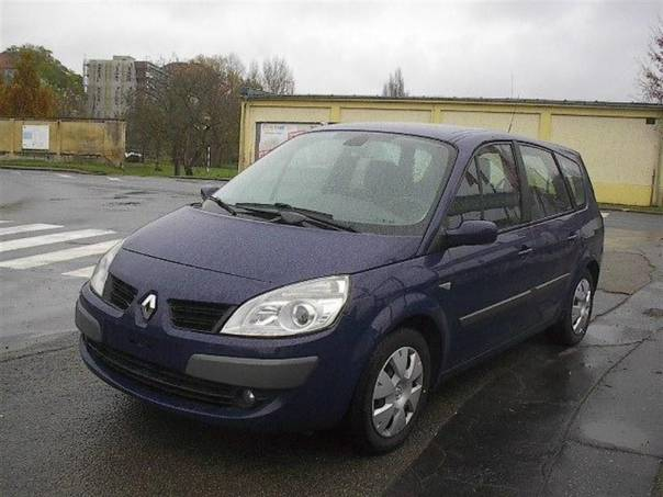 Renault Grand Scénic 1,6 LPG,KLIMA,7 MÍST , foto 1 Auto – moto , Automobily | spěcháto.cz - bazar, inzerce zdarma