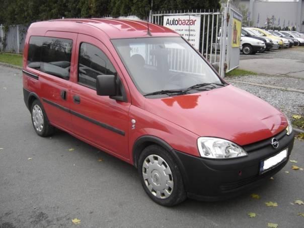 Opel Combo 1,3 - C 16V VAN CDTi TOUR - 5 MÍST,ČR,2.MAJITEL, foto 1 Auto – moto , Automobily | spěcháto.cz - bazar, inzerce zdarma
