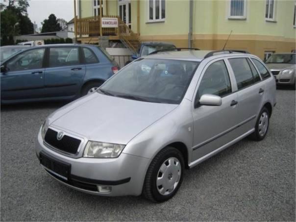 Škoda Fabia 1.4 16v Klimatizace, foto 1 Auto – moto , Automobily | spěcháto.cz - bazar, inzerce zdarma