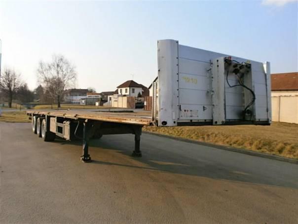 SCS 24 MEGA (ID 9210), foto 1 Užitkové a nákladní vozy, Přívěsy a návěsy | spěcháto.cz - bazar, inzerce zdarma