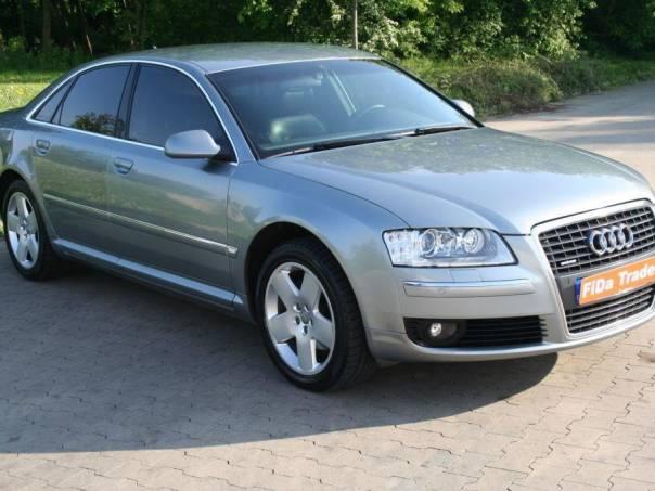 Audi A8 3.0 V6 TDi Quattro, foto 1 Auto – moto , Automobily   spěcháto.cz - bazar, inzerce zdarma
