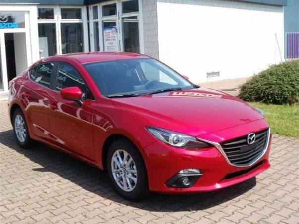Mazda 3 2.0i 120k Attraction skladem, foto 1 Auto – moto , Automobily | spěcháto.cz - bazar, inzerce zdarma