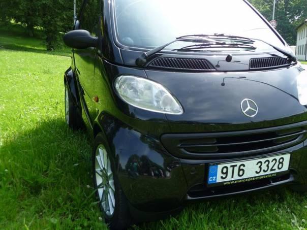 Smart Fortwo SMART PURE, foto 1 Auto – moto , Automobily | spěcháto.cz - bazar, inzerce zdarma