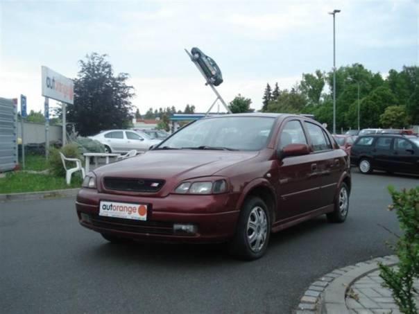 Opel Astra 1,6i 16V, 74 kW, klima, foto 1 Auto – moto , Automobily | spěcháto.cz - bazar, inzerce zdarma
