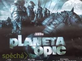 Starý filmový plakát