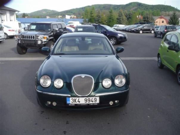 Jaguar S-Type 2.7 D V6, foto 1 Auto – moto , Automobily | spěcháto.cz - bazar, inzerce zdarma