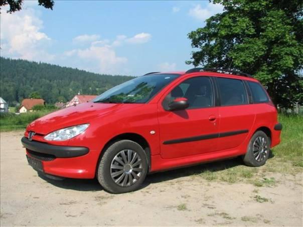 Peugeot 206 1,4 HDI  SW CONTACT, foto 1 Auto – moto , Automobily | spěcháto.cz - bazar, inzerce zdarma
