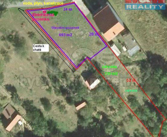 Prodej pozemku, Velenov, foto 1 Reality, Pozemky | spěcháto.cz - bazar, inzerce