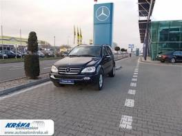 Mercedes-Benz Třída M 2.7 CDi ML270 CDi 4-matic