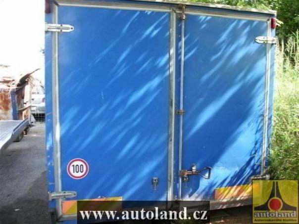 Iveco  skříň, foto 1 Užitkové a nákladní vozy, Nad 7,5 t | spěcháto.cz - bazar, inzerce zdarma
