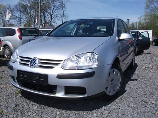 Volkswagen Golf V 1.9 TDi Trendline, foto 1 Auto – moto , Automobily | spěcháto.cz - bazar, inzerce zdarma