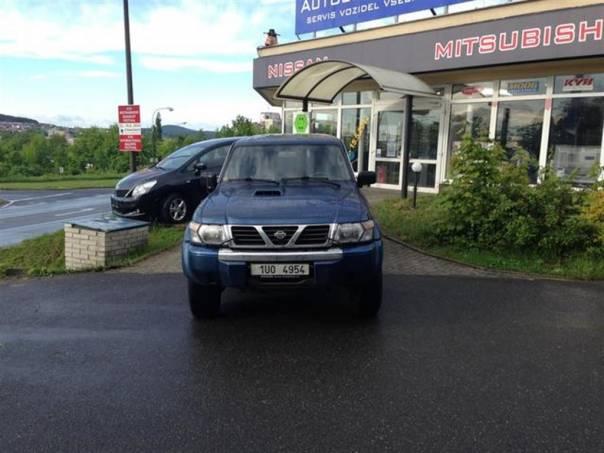 Nissan Patrol 3,0 D, foto 1 Auto – moto , Automobily | spěcháto.cz - bazar, inzerce zdarma