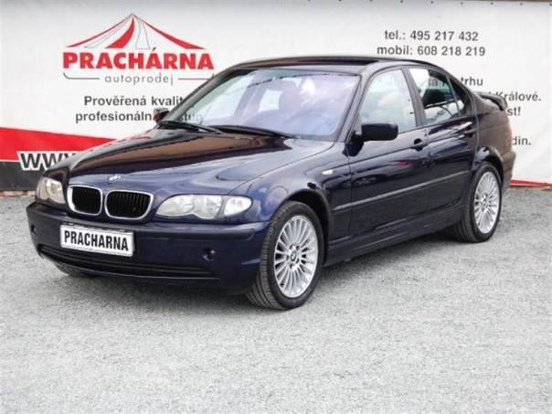 BMW Řada 3 316i PŮVOD ČR, foto 1 Auto – moto , Automobily | spěcháto.cz - bazar, inzerce zdarma