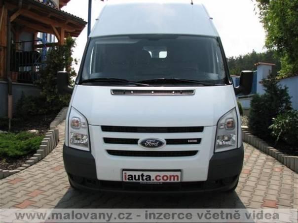 Ford Transit 2.2 TDCi VAN vysoká střecha 63kW, foto 1 Auto – moto , Automobily | spěcháto.cz - bazar, inzerce zdarma