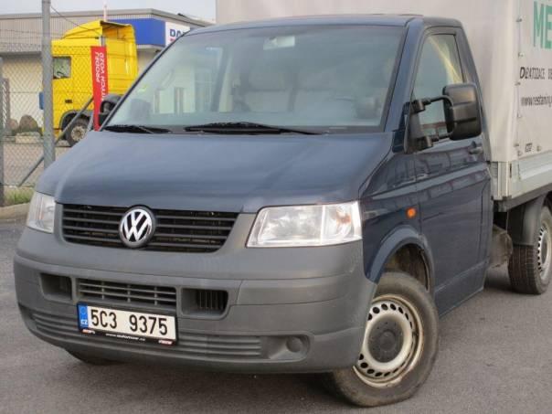 Volkswagen Transporter VALNÍK, foto 1 Užitkové a nákladní vozy, Do 7,5 t | spěcháto.cz - bazar, inzerce zdarma
