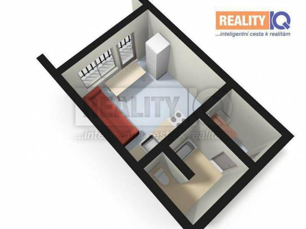 Prodej bytu 1+kk, Litvínov - Horní Litvínov, foto 1 Reality, Byty na prodej | spěcháto.cz - bazar, inzerce