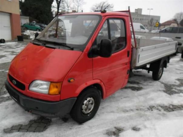 Ford Transit 2.5D, foto 1 Užitkové a nákladní vozy, Do 7,5 t | spěcháto.cz - bazar, inzerce zdarma
