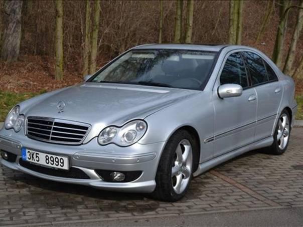 Mercedes-Benz Třída C 3,0 CDi - AMG Packet, foto 1 Auto – moto , Automobily | spěcháto.cz - bazar, inzerce zdarma