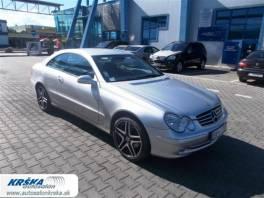 Mercedes-Benz Třída CLK 2.6i 240i