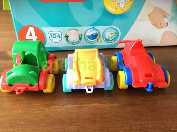 3 autíčka , foto 1 Pro děti, Hračky | spěcháto.cz - bazar, inzerce zdarma
