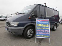 Ford Transit 260S/2.0TTDI L1H1 6MÍST KLIMA