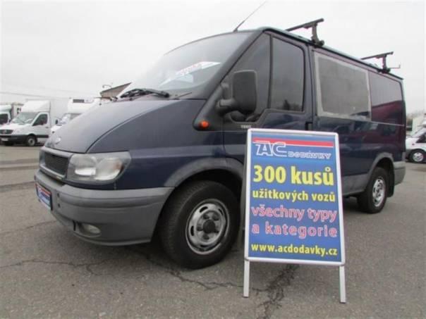 Ford Transit 260S/2.0TTDI L1H1 6MÍST KLIMA, foto 1 Užitkové a nákladní vozy, Autobusy | spěcháto.cz - bazar, inzerce zdarma