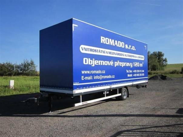 AVG 10T 7,40/2,48/3,08, foto 1 Užitkové a nákladní vozy, Přívěsy a návěsy | spěcháto.cz - bazar, inzerce zdarma