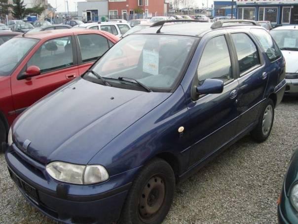 Fiat Palio 1,2 Weekend, foto 1 Auto – moto , Automobily | spěcháto.cz - bazar, inzerce zdarma
