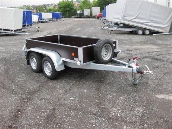 ZV 26 B2 2,0T 2,5/1,26 - 2, foto 1 Užitkové a nákladní vozy, Přívěsy a návěsy | spěcháto.cz - bazar, inzerce zdarma